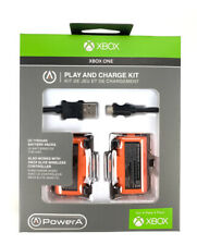 PowerA Play - Charge Kit Xbox One Controller Rechargeable BatteriesNew