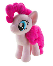 "My Little Pony Pinkie Pie 11"" Plush 4DE 4th Dimension Entertainment BRAND NEW!"