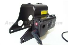 NIB Protective Hood Red Laser Module w/Cord Switch Pad for EOTech