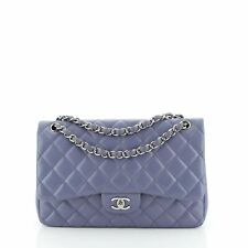 ChanelClassic Double Flap Bag Quilted Lambskin Jumbo