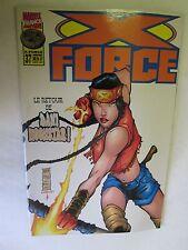 X-Force Numéro 37 de 1998 avec le retour de Dani Moonstar /Marvel France