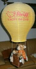 Steiff Teddy/Baer,Ballonfahrer,limitiert 2000,Nr.00581