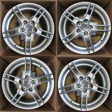 "Set 4 cerchi lega Toyota Avensis 15""x6,5J ET39 fori 5x100 nuovi(14765 43A-2-A-2)"