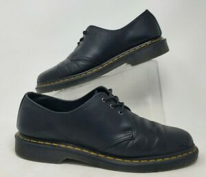 Dr. Martens Mens 1461 Black Oxford Dress Shoe Size 12