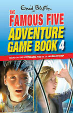 Escape from Underground (Famous Five Adventure Gamebook)-ExLibrary