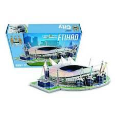 MANCHESTER CITY FC Etihad Stadium 3D Puzzle gift football mens boys gifts