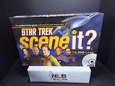 Star Trek Scene It? The DVD Trivia Game INCOMPLETE