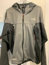 The North Face Men's Size L Black Summit Series Lightweight Windstopper Jacket