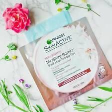 Garnier SkinActive Moisture Bomb Soothing Super Hydrating Sheet Mask Chamomile