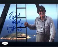 RICHARD KIEL Signed 8x10 Photo JAWS JAMES BOND Autograph JSA COA Cert