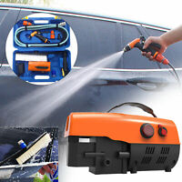 High Pressure Washer Cleaner Car Yard Wireless Water Wash Machine Portable New