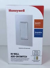 Honeywell Add-On In-Wall Paddle Switch