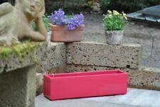 Blumenkasten in Pink,Hochglanz,60cm lang,sehr hochwertiges Material