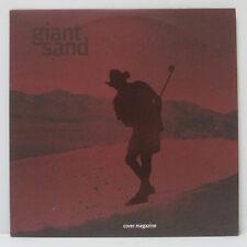 GIANT SAND - COVER MAGAZINE LP 2002 ORIG PJ HARVEY CALEXICO HOWE GELB COUNTRY