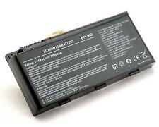 7800mAh 9cell BTY-M6D Battery For MSI GT660R GT670 GT680 GT760 GT780 GX660 GX680