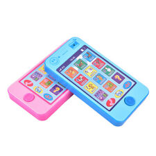 Baby Infant Kids Phone Toys Music Mobile Russian Language Educational  FT