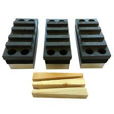 3PK #30/40 Diamond Grinding Blocks for Diamond Products Concrete Floor Grinders
