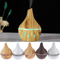 Ultrasonic Humidifier LED Fragrance Oil Aroma Diffuser Humidifier Diffuser  JR