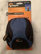 Lowepro Digital Camera Bag - Apex 10AW BLUE (Brand New!)