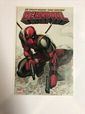 Deadpool (2016) # 1 Liefeld Comicbook.com Variant Cover
