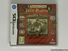 Professor Layton En De Doos Van Pandora - New & Sealed - Nintendo DS
