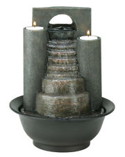 Fountain Indoor Fountains Living Room Dining Bedroom Tabletop Accessories Office