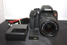 Canon EOS Rebel T6i DSLR Camera w/ Canon 18-55mm Lens LOOK!!!