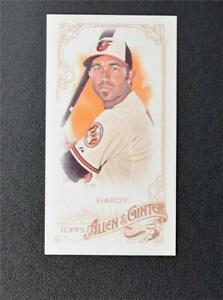 2015 Topps Allen and Ginter Mini A and G Back #40 J.J. Hardy - NM-MT
