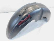 2002 02 Yamaha V-Star 1100 XVS1100 Classic Black Front Wheel Fender Mudguard