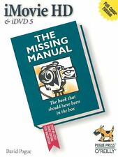 iMovie HD & iDVD 5: The Missing Manual