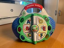 Leap Frog Phonics Radio with lights & sounds and game & song modes