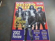 Record Collector  Jan 03 Punk Special Saint Etienne Clyde McPhatter Kurt Cobain