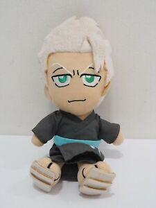 "Bleach Hitsugaya Taishou Banpresto 2007 Plush 8"" Stuffed Toy Doll Japan"