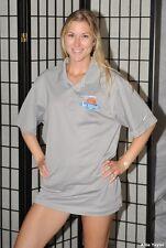 2012 Battle on the Midway NCAA Basketball polo shirt - Syracuse-SDSU -Gray-Large