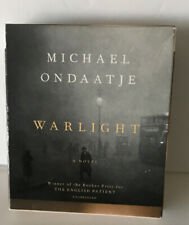Warlight: A novel by Ondaatje, Michael