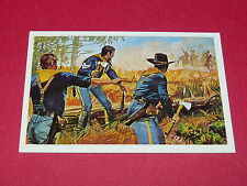 N°305 GUERRES INDIENNES CONQUETE L'OUEST WILLIAMS 1972 PANINI FAR WEST WESTERN