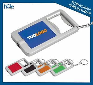 Gadget personalizzati Portachiavi Apribottiglia Promozionali Regali Aziendali