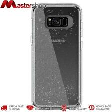 OtterBox Symmetry Clear Case for Samsung Galaxy S8 Plus Silver / Clear