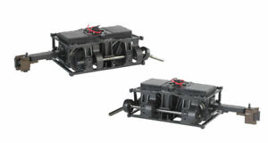 Bachmann 88999 SHAY POWER TRUCKS WITH DIE-CAST POWER BLOCKS–1 PAIR (LARGE SCALE)