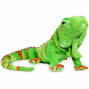 Ignacio the Iguana | 6 Foot Long (Including Tail!) Stuffed Animal Plush Lizard