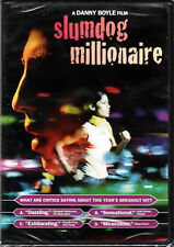 SLUMDOG MILLIONAIRE The MOVIE on DVD India BOLLYWOOD Game Show WHO WANTS TO BE A
