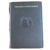 Christian Science Hymnal~1932~Hardback - Seven Hymns by Reverend Mary Baker Eddy