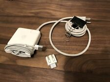 Apple MacBook 85W MagSafe Power Adapter with MagSafe 2 Converter