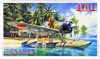 Sweet Aviation 30 Nakajima A6M2-N Type 2 Floatplane (Shortland) 1/144 Scale