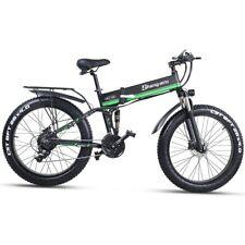 Electric Bike1000W Super Level Snow mountain bicycle Folding Ebike 48V12A