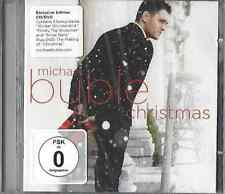 MICHAEL BUBLÉ / CHRISTMAS - EXCLUSIVE EDITION * NEW CD+DVD 2011 * NEU *