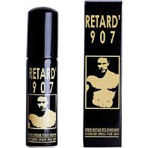 RETARD 907 - RETARDANT SPRAY FOR MAN PREMATURE EJACULATION 25ML