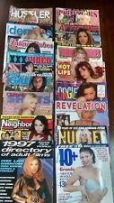 40+ Magazine Hustler Latino Gallery Naughty Neighbor Hot Lips 16 XXX  lot b87
