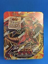 ( RED NOVA DRAGON ) - 2010 Collectors Tin - Sealed New! - Yu-Gi-Oh!