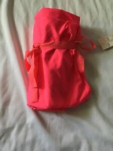 Towel Beach Victoria's Secret PINK Roll Up Ltd Edition Towel Neon Travel Relax
